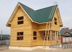 Строительство из бруса Пермь
