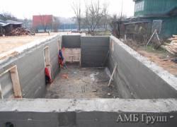 Фундаменты построенные компанией АМБ-групп
