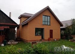 Дома из блока построенные в Перми | АМБ-групп